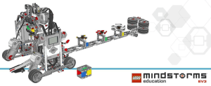 LEGO Mindstorms EV3 Education + Ergänzungsset - Spinner Factory