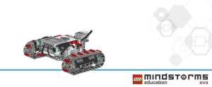 LEGO Mindstorms EV3 Education + Ergänzungsset - Tankbot