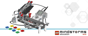 LEGO Mindstorms EV3 Education - Color Sorter
